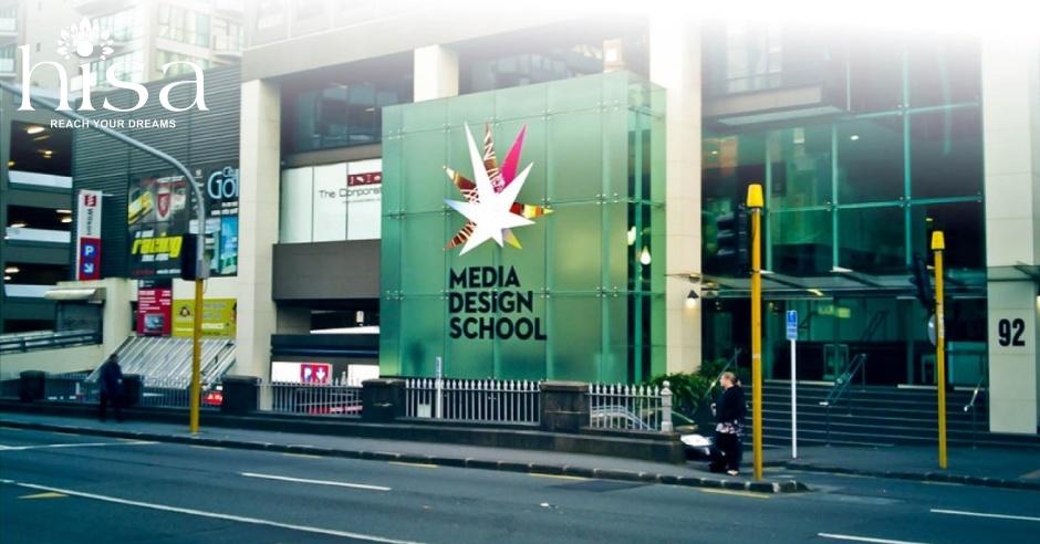 Trường thiết kế truyền thông