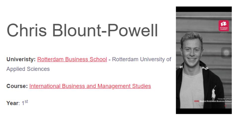 review sinh viên RBS về ngành kinh doanh quốc tế - international business