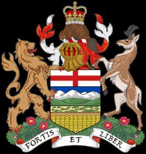 Huy hiệu Alberta