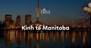 Kinh tế tiểu bang Manitoba