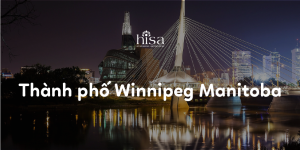 Thành phố Winnipeg Manitoba