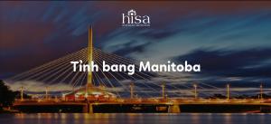 Thông tin về tỉnh bang Manitoba