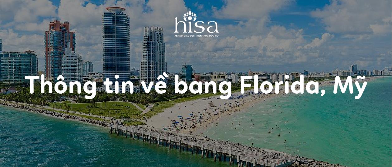 Thông tin về tiểu bang Florida, Mỹ