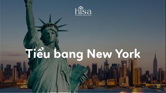 Tiểu bang New york