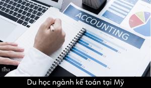 Du học Mỹ ngành tài chính kế toán