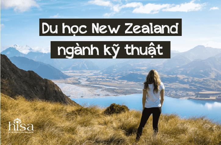 Du học New Zealand ngành kỹ thuật