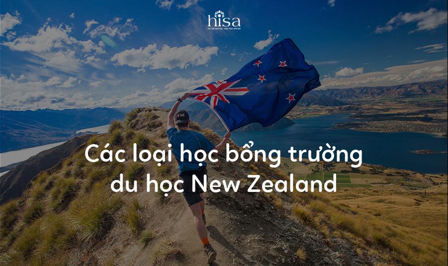 Học bổng các trường đại học New Zealand