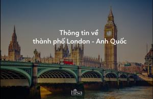 Thông tin về thành phố London ( Luân Đôn)