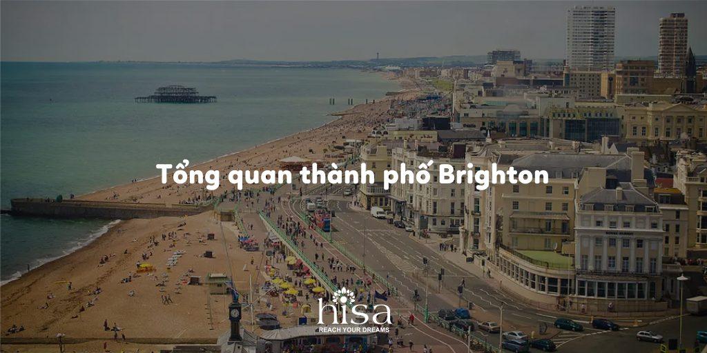 Tổng quan thành phố Brighton