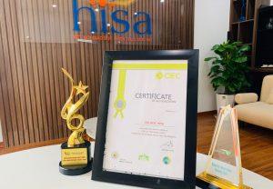 Chứng nhận tính chính danh của tổ chức giao dục Philippines dành cho du học HISA