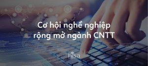 Cơ hội nghề nghiệp ngành công nghệ thông tin CNTT tại Úc
