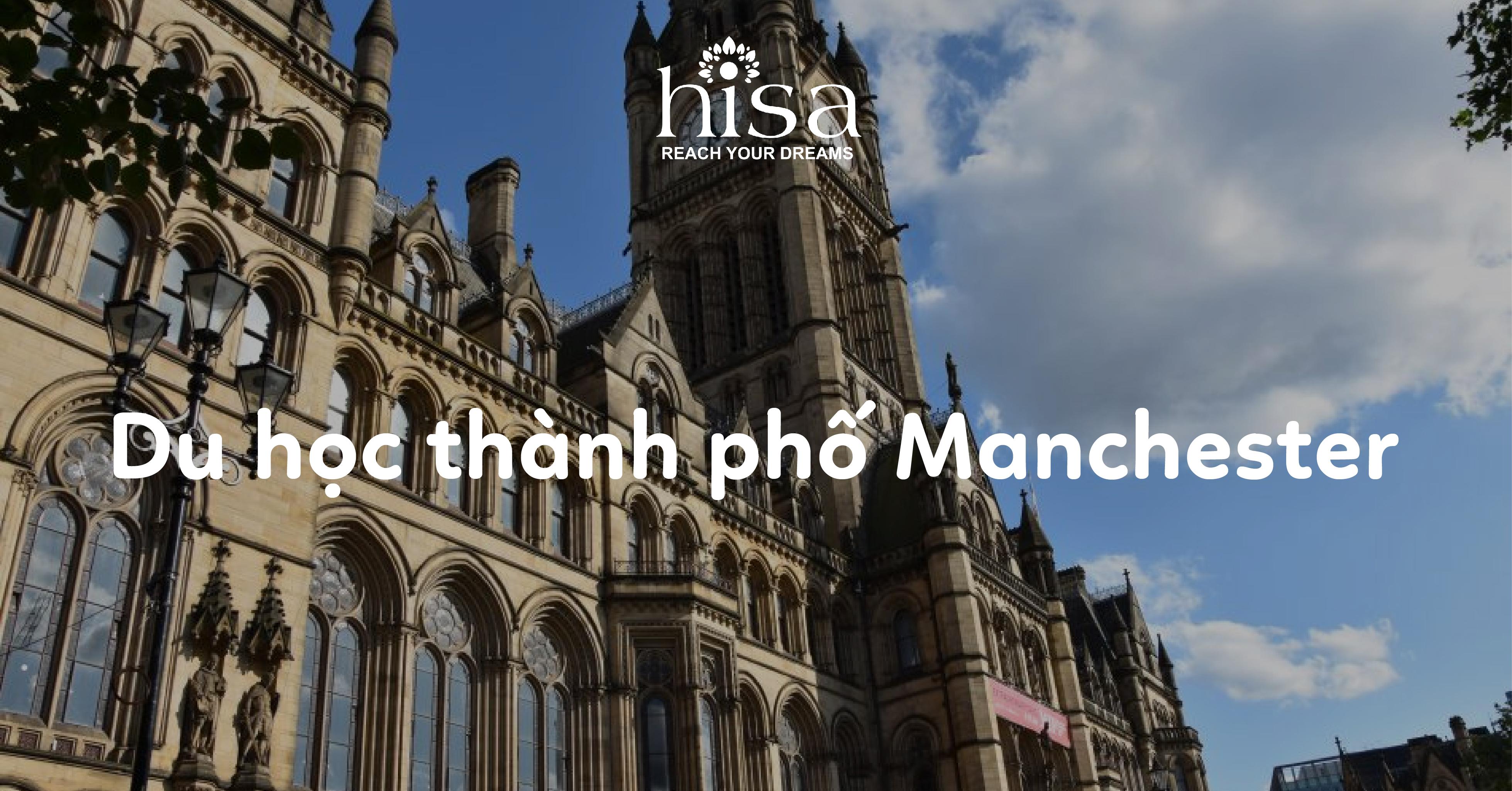 Du học thành phố Manchester