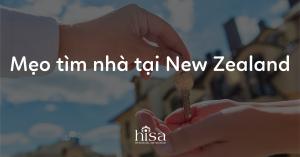 Tìm nhà khi du học New Zealand
