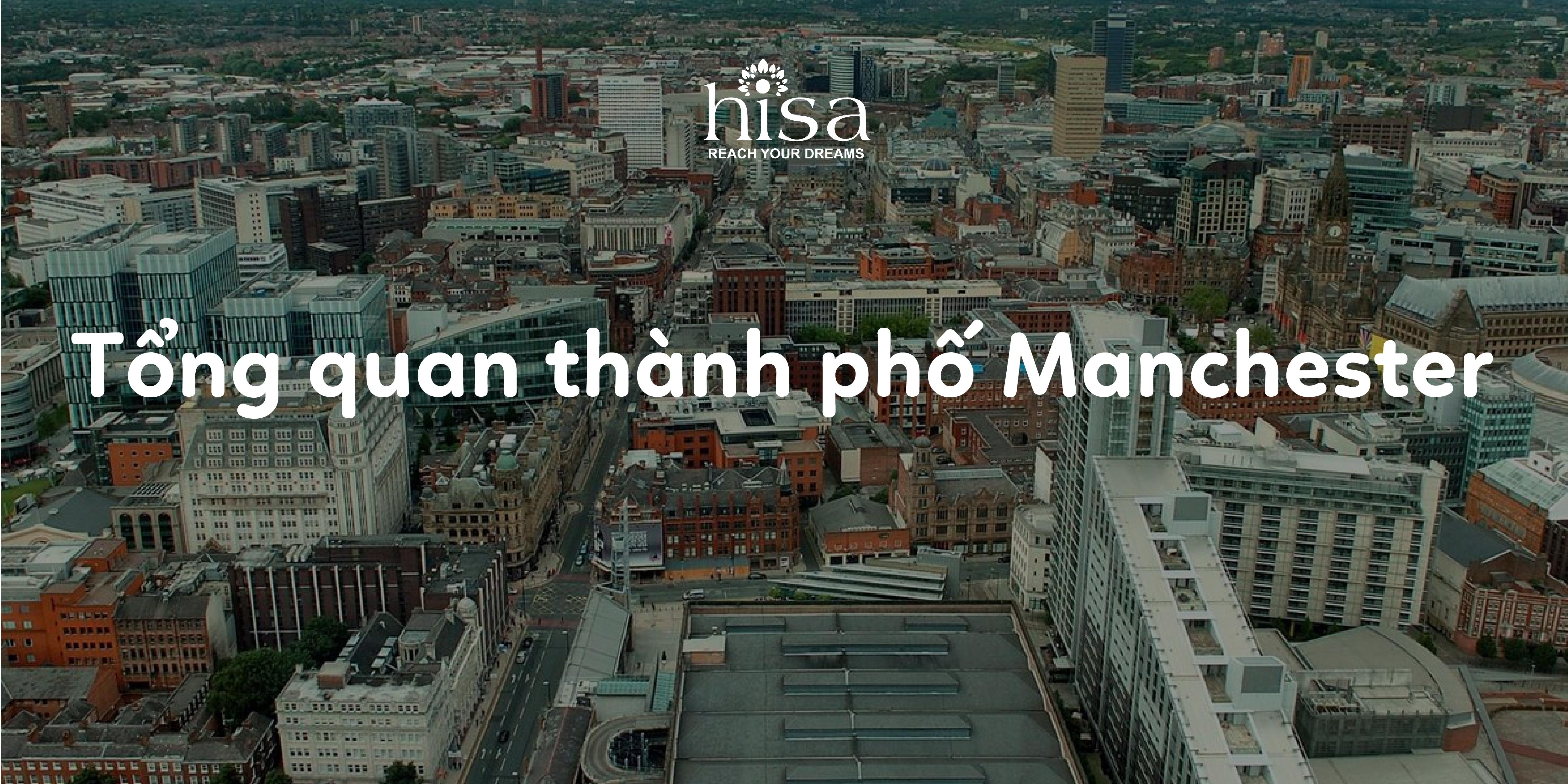 Tổng quan thành phố Manchester