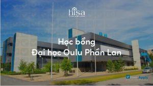 Học bổng đại học Oulu Phần Lan