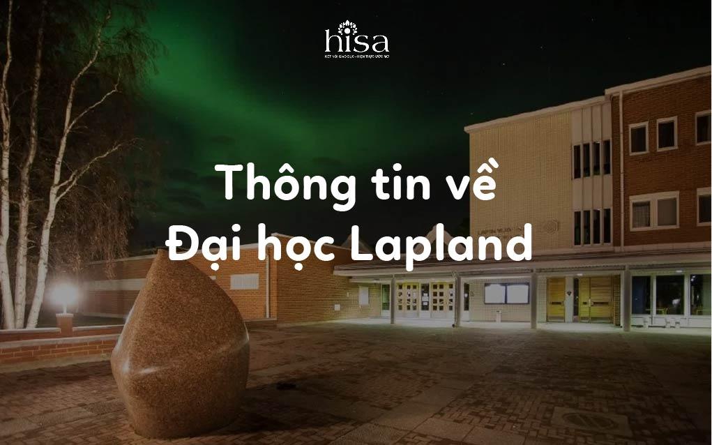 Thông tin đại học Lapland Phần Lan