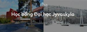Học bổng đại học Jyvaskyla