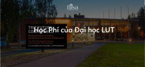 Học phí của đại học LUT phần Lan