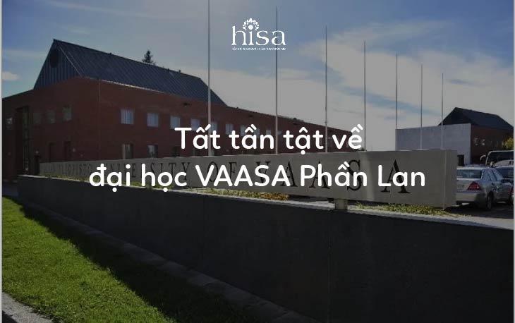 Thông tin đại học VAASA Phần Lan