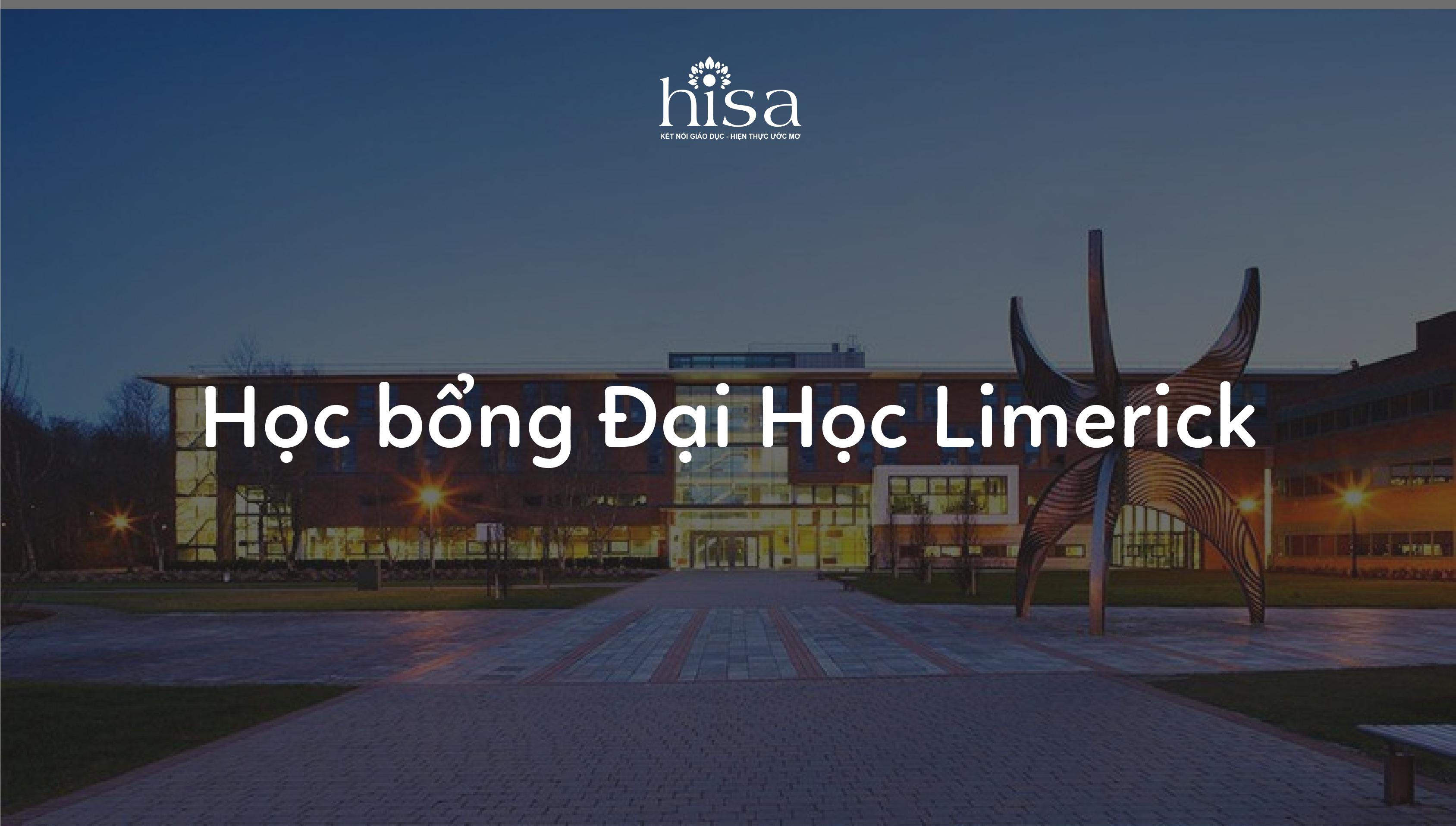 Học bổng Đại Học Limerick