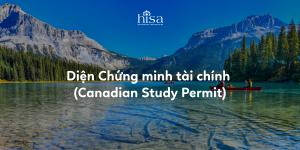 Diện Chứng minh tài chính (Canadian Study Permit)