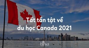 Thông tin du học Canada 2021