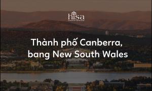 Du học tại Thành phố Canberra, bang New South Wales