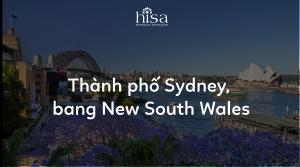 Du học tại Thành phố Sydney, bang New South Wales