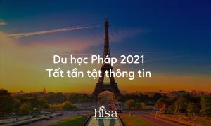 du học Pháp 2021