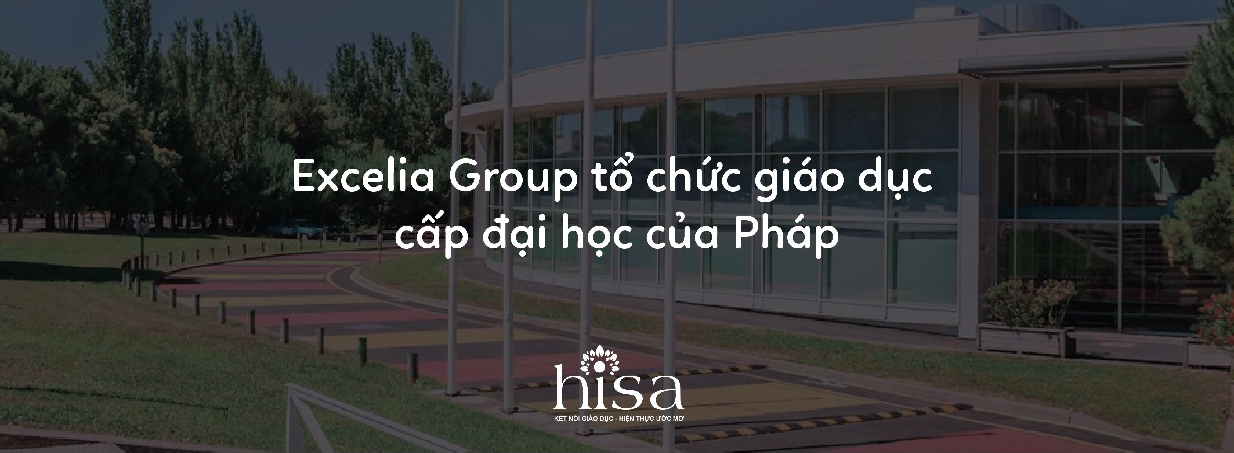Excelia Group du học Pháp