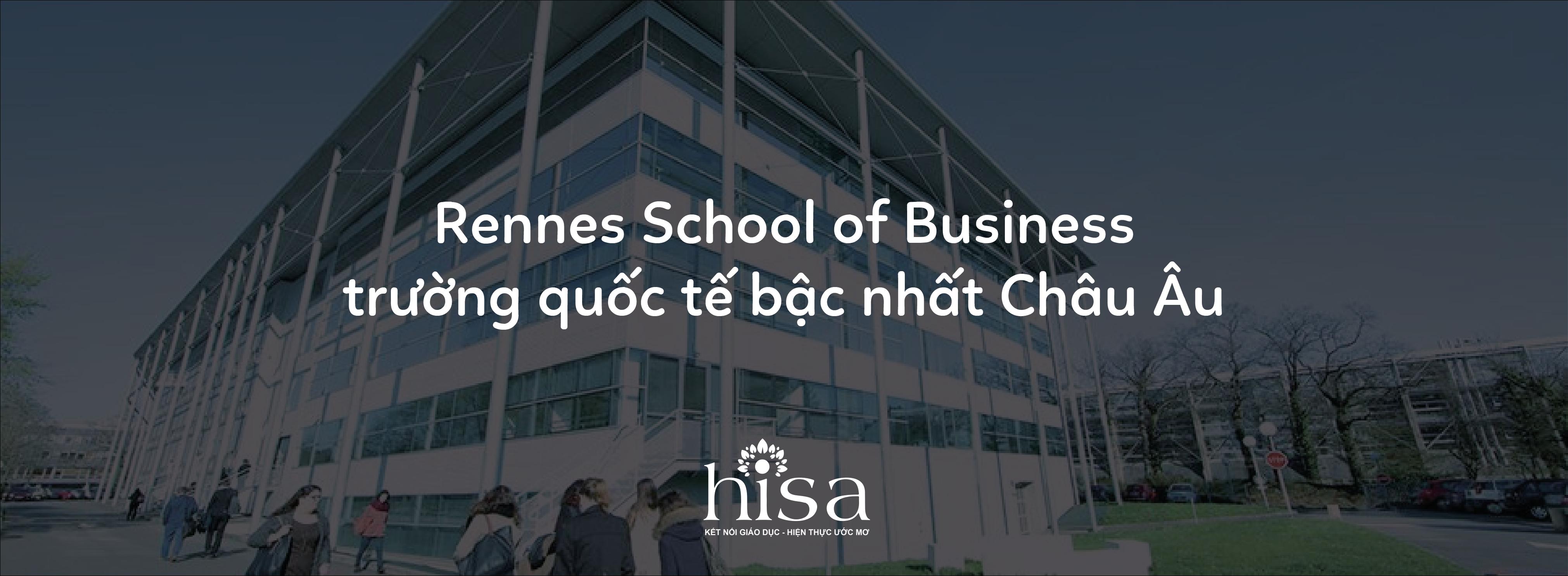 Rennes School of Business Grande École de Commerce