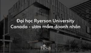 Đại học Ryerson University Canada