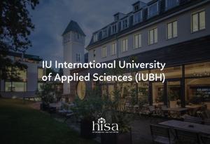 đại học IU International University of Applied Sciences (IUBH)